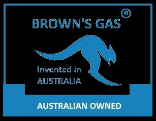 Brown's Gas logo